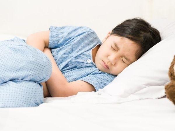 Indigestion in Kids