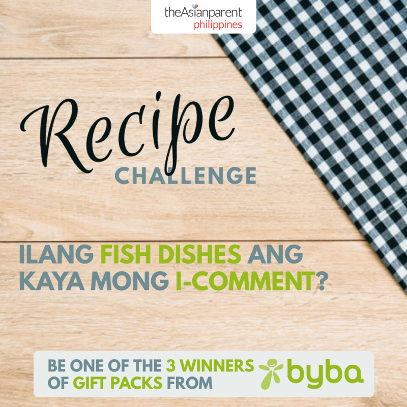 Recipe Challenge: FISH EDITION official post