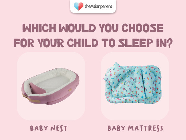 Which do you prefer your child to sleep in?